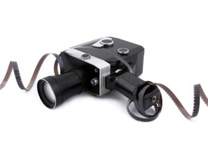 Film Conversion from 8mm Movie Camera
