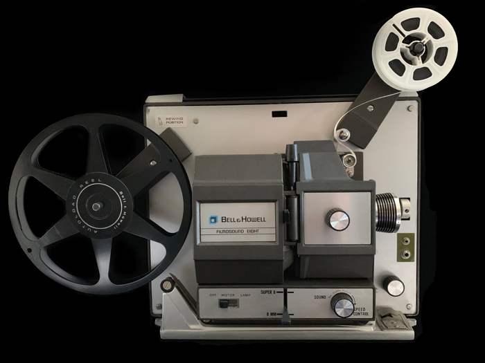8mm Film Projector Rental