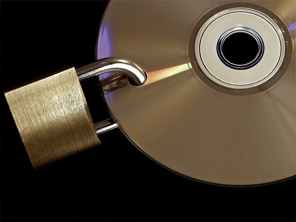 Securing Video to DVD