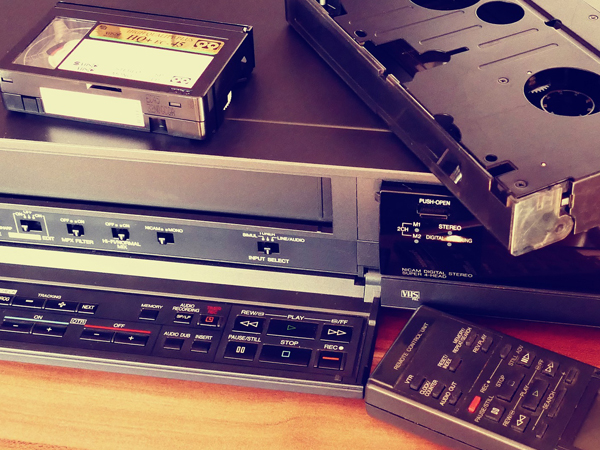 Video Transfer From VCR Tapes