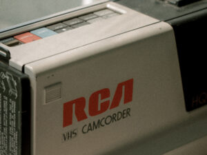 Video Duplication from VHS Camcorder